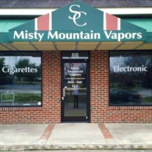 Misty Mountain Vapors