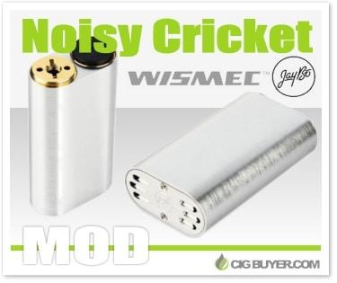 Wismec Noisy Cricket Mod