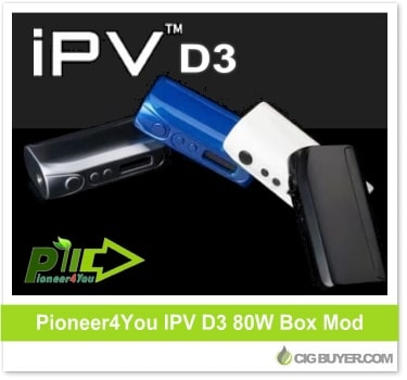 IPV D3 Box Mod (80W)