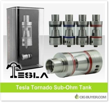 Tesla Tornado Sub-Ohm Tank