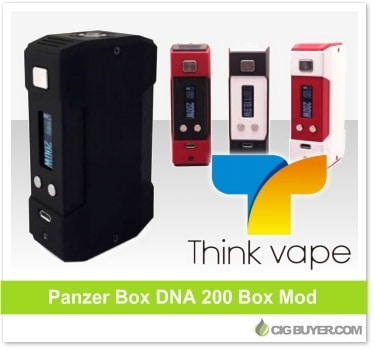 Panzer Box DNA 200 Mod by Think Vape
