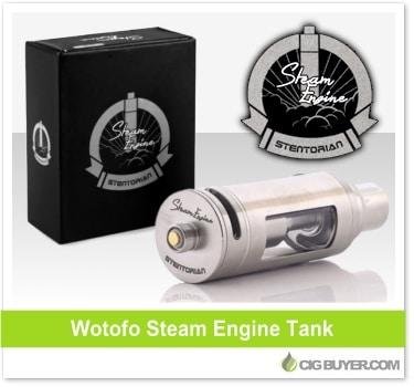 Wotofo Steam Engine Tank
