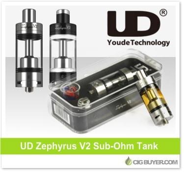 Youde (UD) Zephyrus V2 Tank