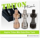 Aspire Triton Mini Tank – $16.99