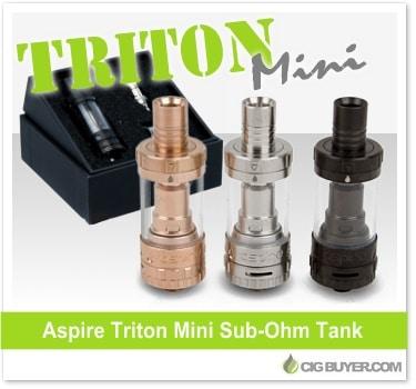Aspire Triton Mini Tank