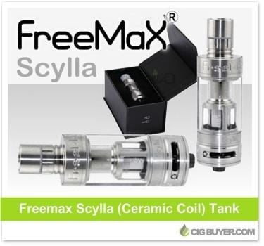 Freemax Scylla Sub-Ohm Tank