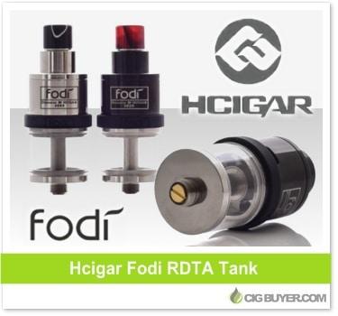 Hcigar Fodi RDTA Tank