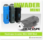 Heatvape Invader Mini Blowout – ONLY $26.95!
