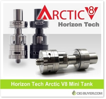 Horizon Arctic V8 Mini Tank