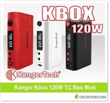 Kanger Kbox 120W Mod