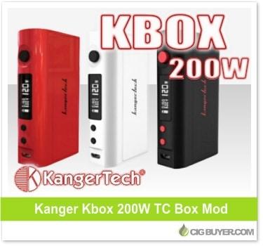 Kanger Kbox 200W Box Mod
