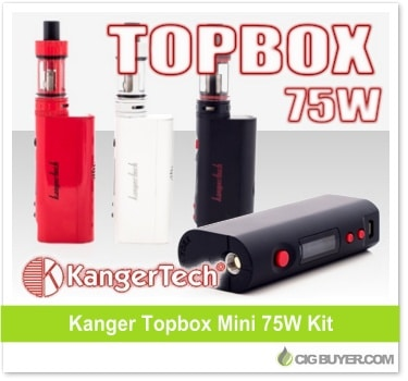 Kanger Topbox Mini 75W Kit