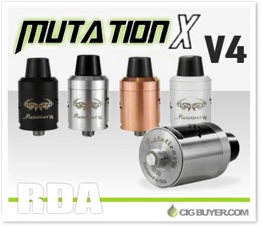 Mutation X V4 RDA