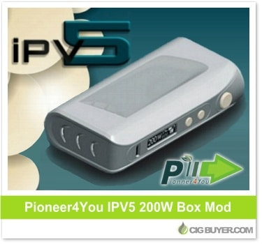 Pioneer4you IPV5 Box Mod