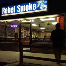 Rebel Smoke