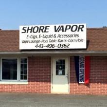 Shore Vapor