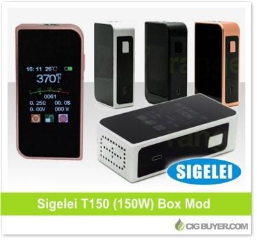 Sigelei T150 Box Mod
