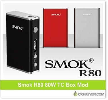 Smok R80 Box Mod