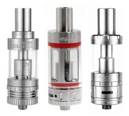 Sub-Ohm Tank Options