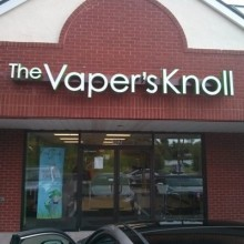 The Vapers Knoll