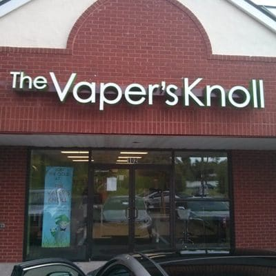 Discount vapers coupon
