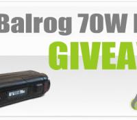 UD Balrog 70W Mod Kit (ENDED)