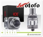 Wotofo Ice Cubed (Glass) RDA – $17.49