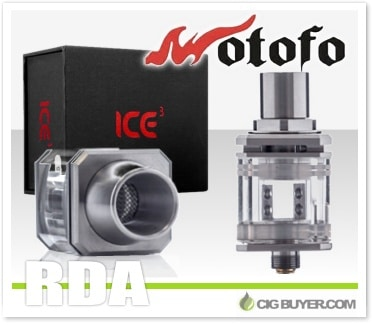 Wotofo Ice Cubed RDA (Glass)