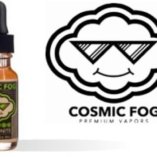 Cosmic Fog E-Juice Review