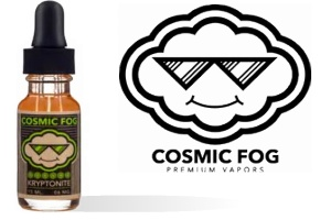 Cosmic Fog E-Liquid Review