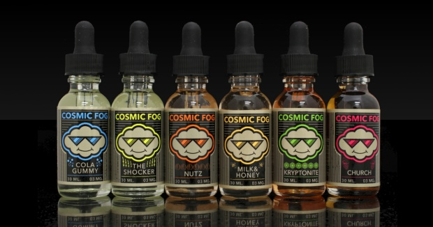 Cosmic Fog E-Juice Reviewed