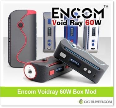 Encom Voidray 60W Box Mod