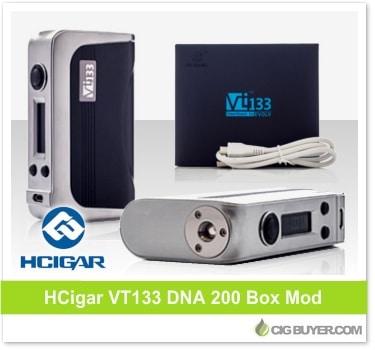 HCigar VT133 (DNA 200) Box Mod
