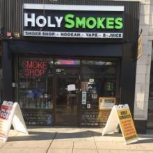 Holy Smokes E-Cig