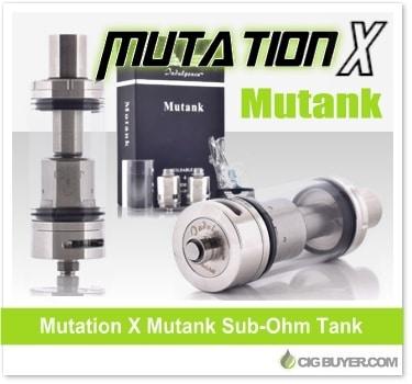 Mutank Sub-Ohm Tank RTA