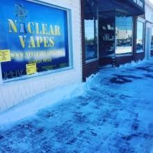 Nuclear Vapes