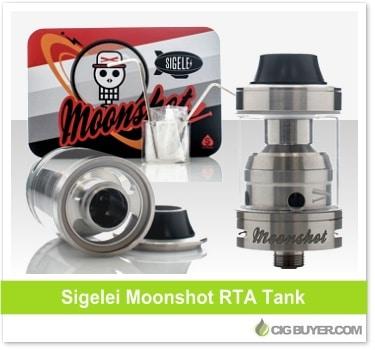Sigelei Moonshot RTA Tank