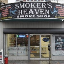 Smokers Heaven
