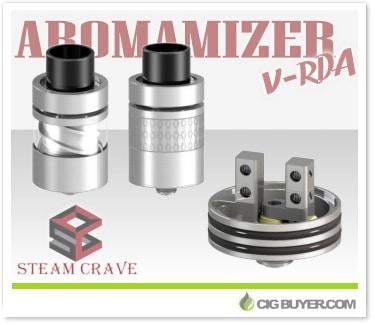 Steam Crave Aromamizer V-RDA