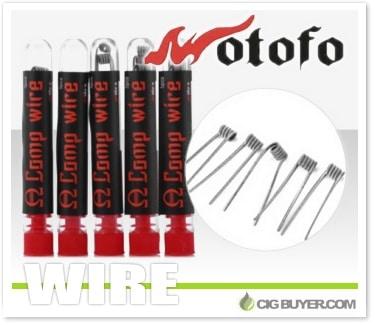 Wotofo Pre-Coiled Wire
