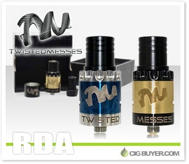 Authentic Twisted Messes RDA