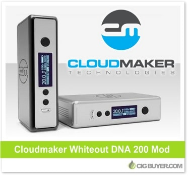 Cloudmaker Whiteout DNA Mod