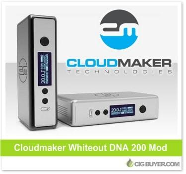 Cloudmaker Whiteout DNA Mod