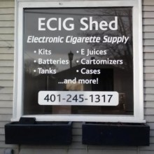 The Ecig Shed