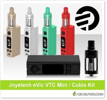 Joyetech eVic VTC Mini + Cubis Kit