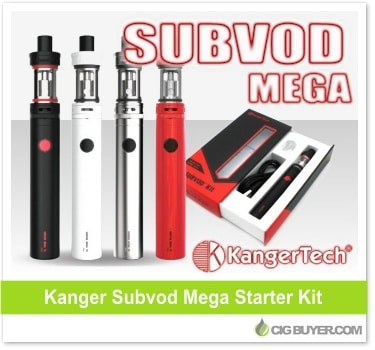 Kanger Subvod Mega Starter Kit