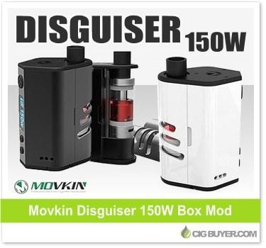 Movkin Disguiser 150W Box Mod