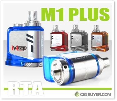 Mvape M1 Plus RTA Tank