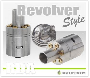Revolver-Style RDA