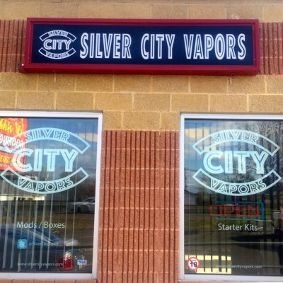 Silver City Vapors Com...E Cig Coupon Code 2016